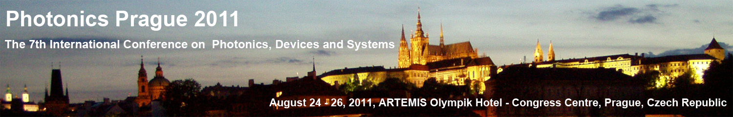 Photonics Prague 2011